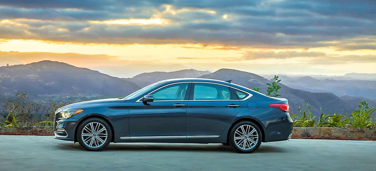 Genesis G80 Exterior (With images) Sedan, Car, Car pictures