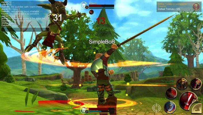 AdventureQuest 3D is a Free2play cross-platform, RPG Role