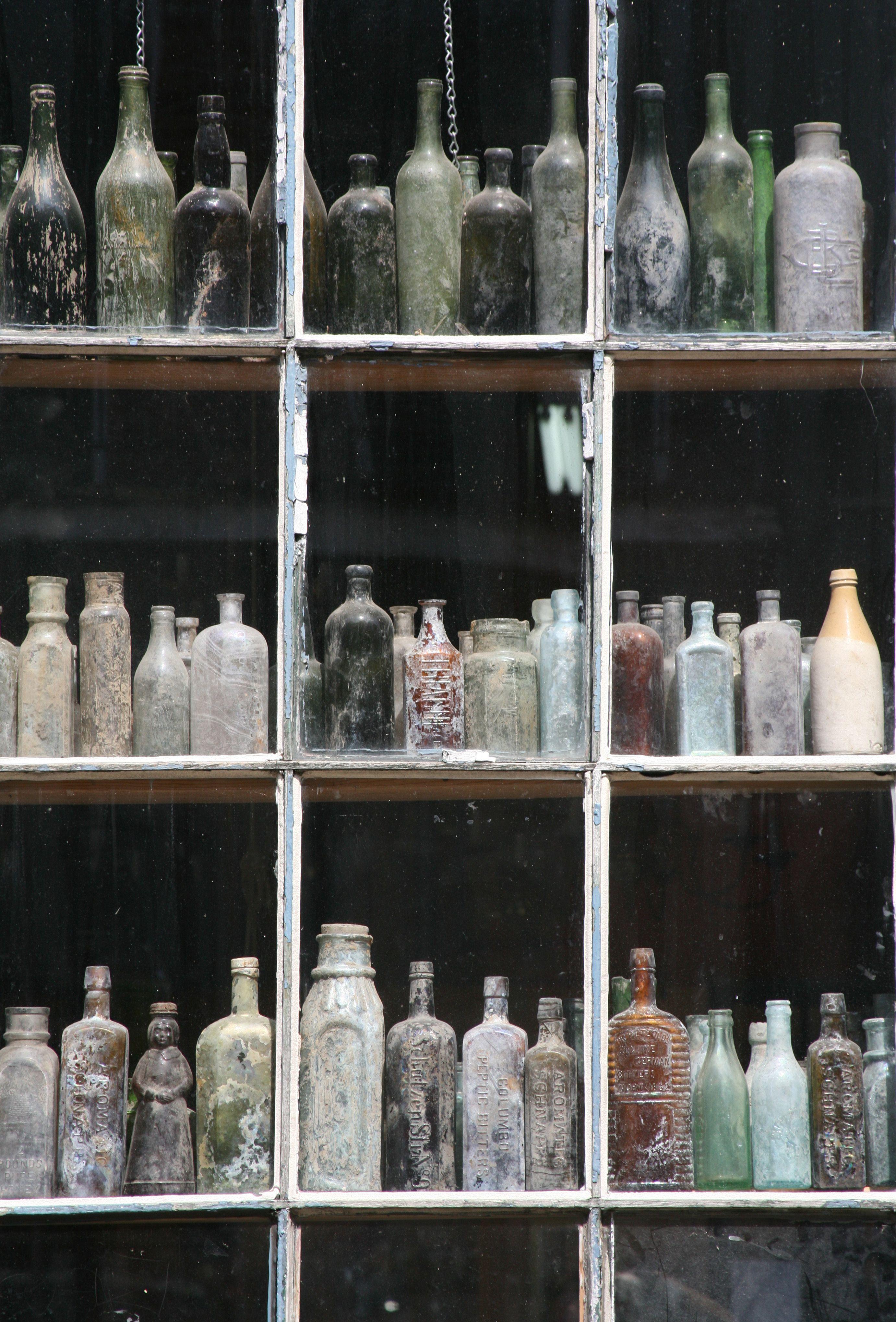 NOLA bottles in time