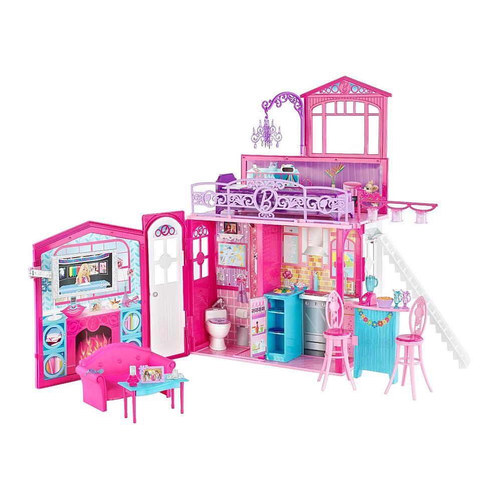 48+ Barbie dream house small info
