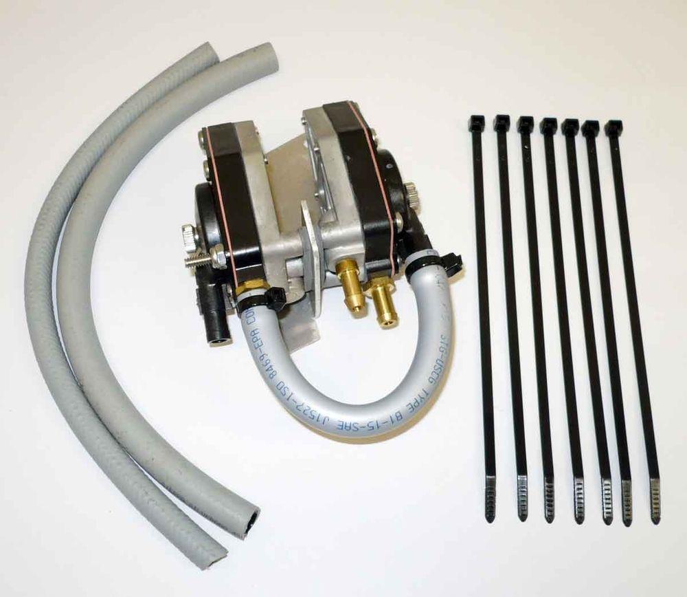 WSM Johnson / Evinrude 150-300 Hp Fuel Pump For VRO W/O Oil