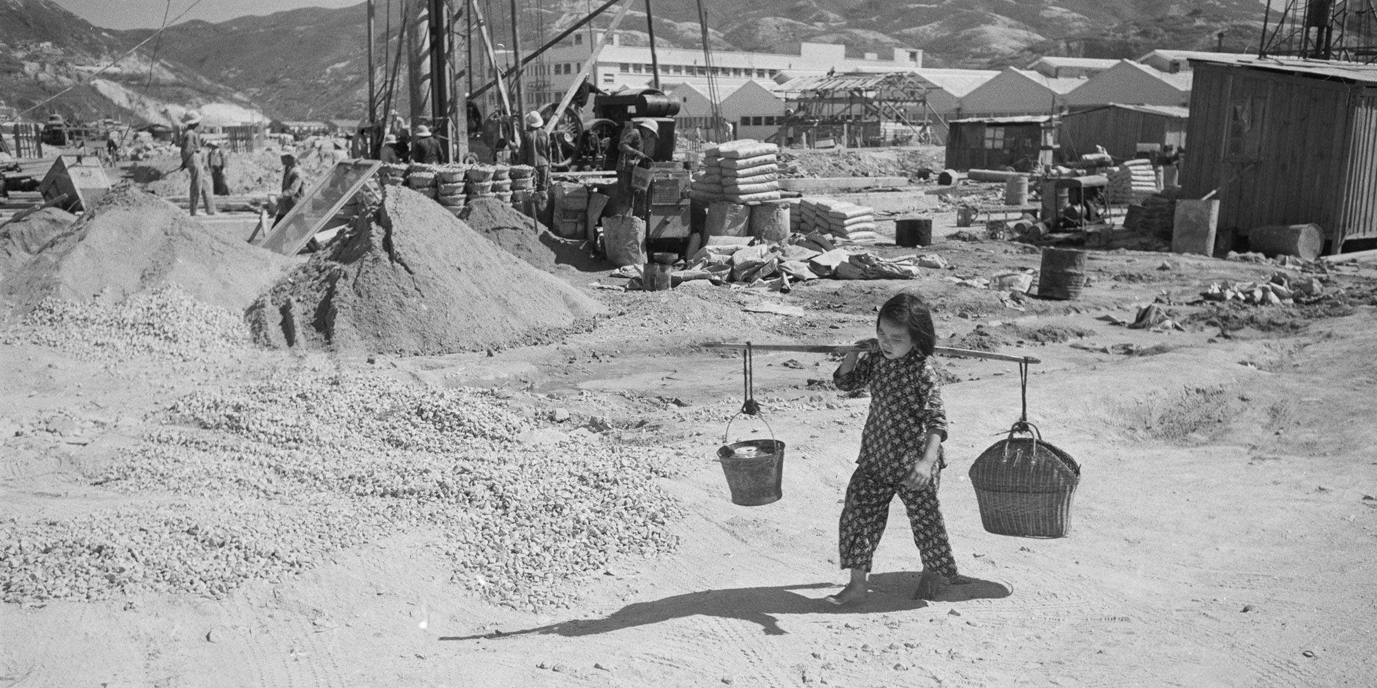 Von Bangkok geht es weiter nach Hongkong ins Jahr 1958