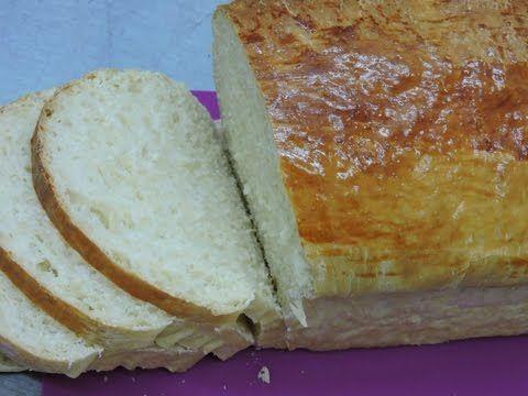 Trenza de Pan Dulce casero - Receta para una masa de pan suave - YouTube