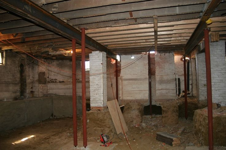 Basement Construction, How Long Does It Take To Dig Out A Basement