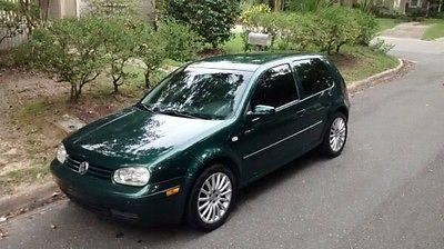 Volkswagen Golf Gl 2 Door Tdi 2000 Vw Golf 2 Door Tdi Diesel 5 Speed Tallahassee Fl 6 999 Volkswagen Tdi Vw Golf