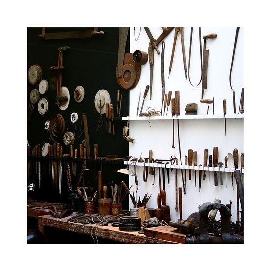 atelier brancusi at Centre Georges Pompidou Atelier Brancusi, Paris