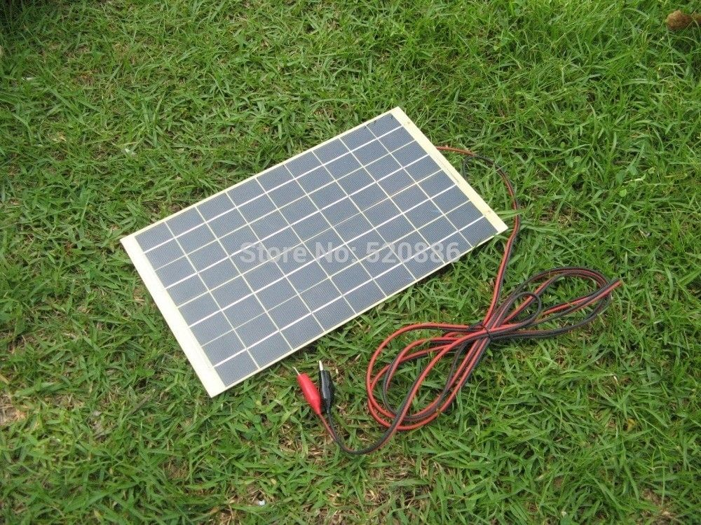 Hot 10w 12v Portable Solar Trickle Battery Charger For Car Rv Camp Marine Atv Price 39 98 Free Shipping Hashtag2
