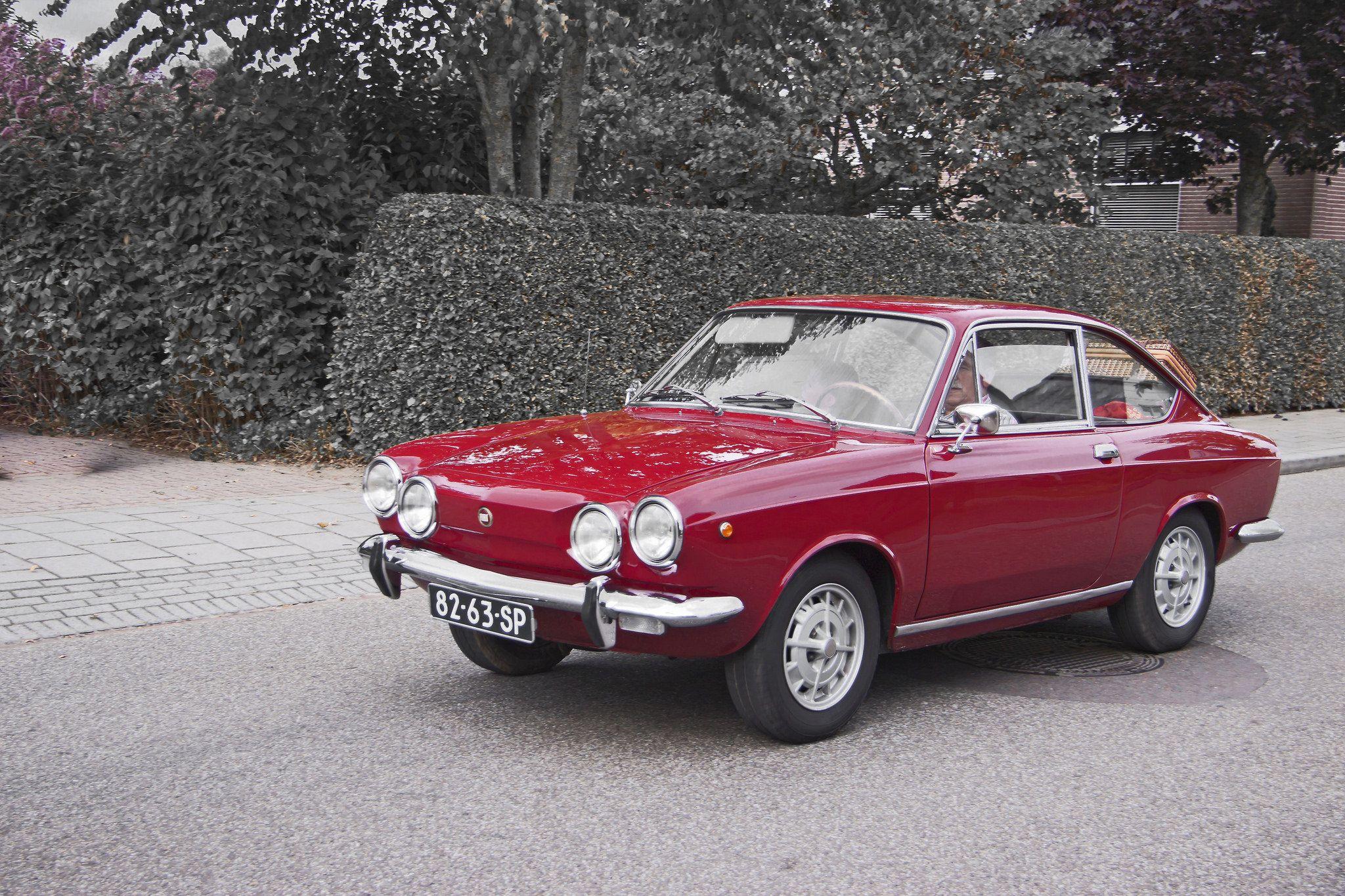 Fiat 850 Sport Coupe 1971 7259 Auto S En Motoren Voertuigen Auto