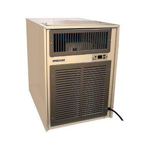 Breezaire Wkl 8000 Wine Cooling Unit 2000 Cu Ft Wine Cellar