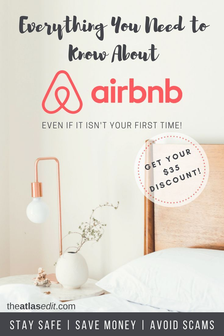 Everything You Need To Know About Airbnb (+ Your $35
