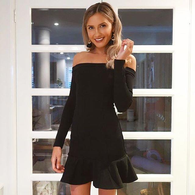 How cute is  pegasusunicorn in the Caterina Dress   Margarita Earrings shop  the look in boutiques   online xx  kookai f70f6d284