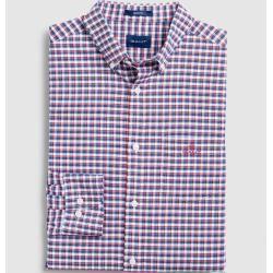 Photo of Gant Preppy Check Oxford Shirt (rot) Gant