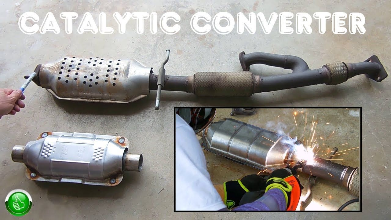 Catalytic Converter Problems & Replacement (With images