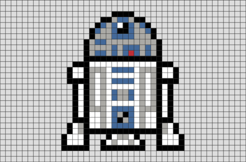 Image Result For Star Wars Pixel Art Chouette Pixel Art