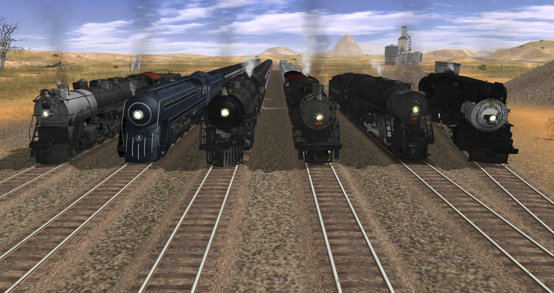 Simulator Trains Trainz Steam