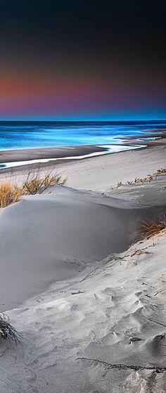 La Plage Et Le Bord De Mer : plage, Baltic, Poland, Photos, Paysage,, Photo, Paysage, Magnifique,