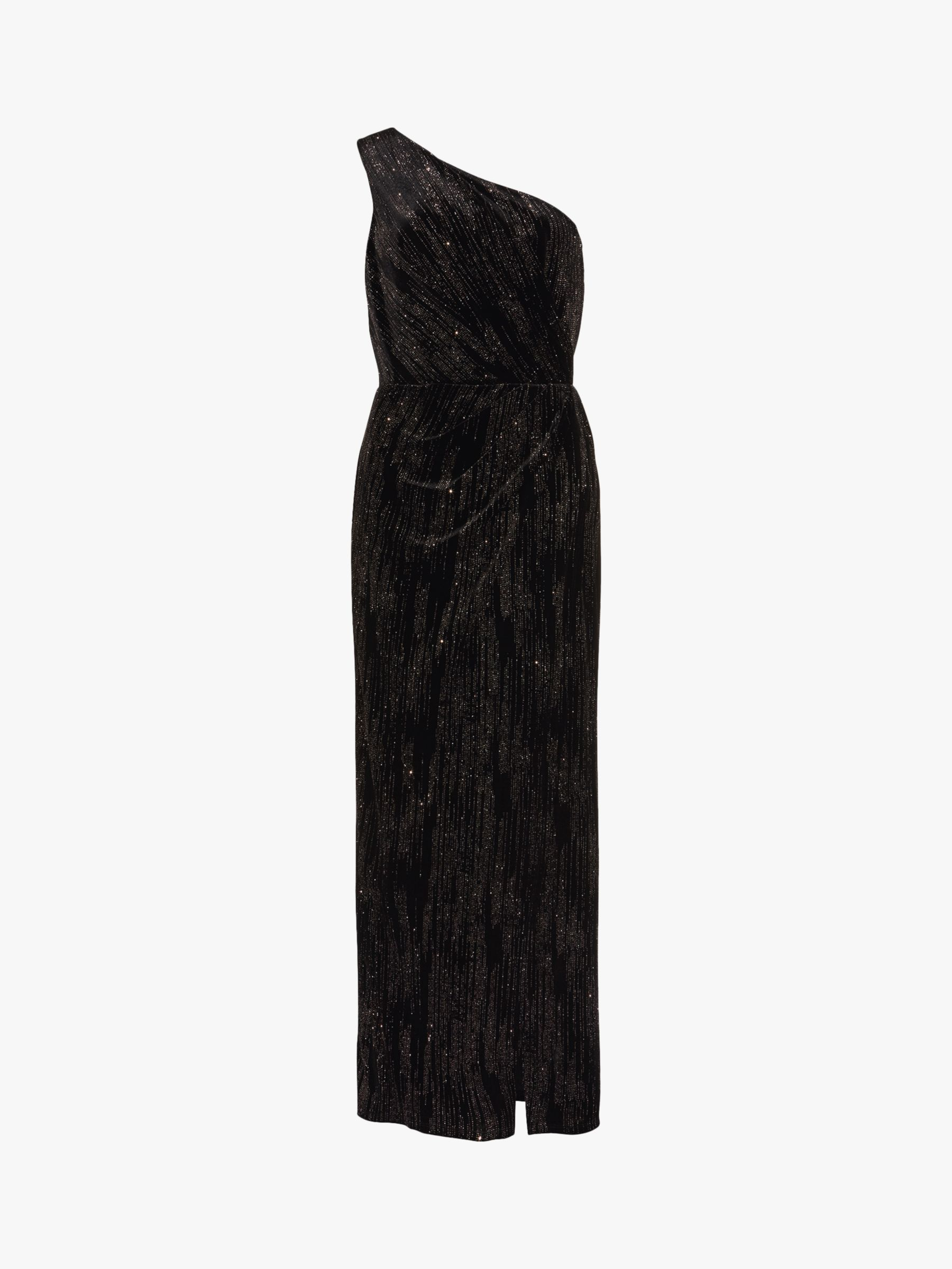 Phase Eight Glitterati Maxi Dress, Black #blackmaxidress