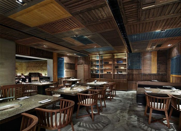 japanese-barbecue-restaurant2   All day dining   Pinterest ...