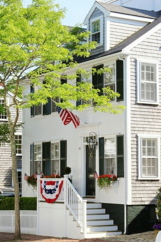 Pin by HOME AND GARDEN on she\'s a grand old flag | Pinterest ...