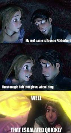 Funny Disney Memes Tangled 25 Trendy Ideas Disney Funny Funny Disney Memes Funny Disney Jokes
