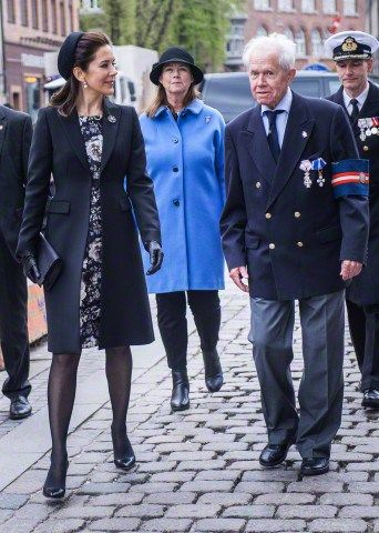 Crown Princess Mary, May 4, 2015 in Susanne Juul | Royal Hats