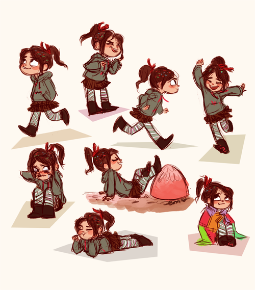 These are all great and unique poses...and I love how they draw feet