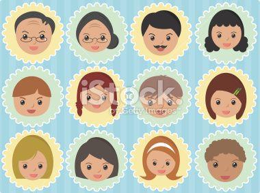 stock-illustration-6081480-cute-family-members-icons-vector-set-2.jpg 380×283 pixels