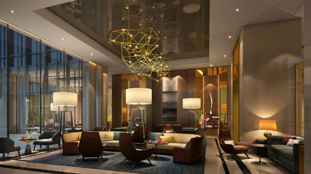 Hotel Design Ideas Four Seasons In Dubai By Tihany