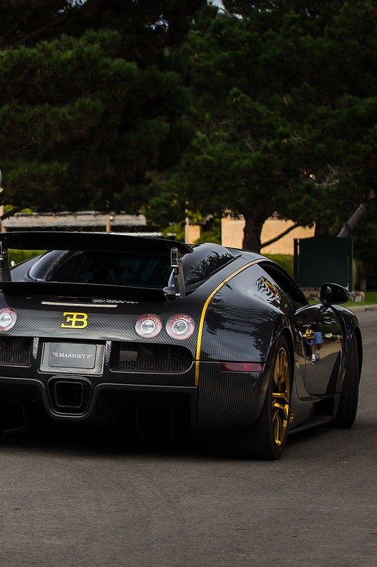 Bugatti Veyron Linea Vincero by Mansory (Monterey car week ...