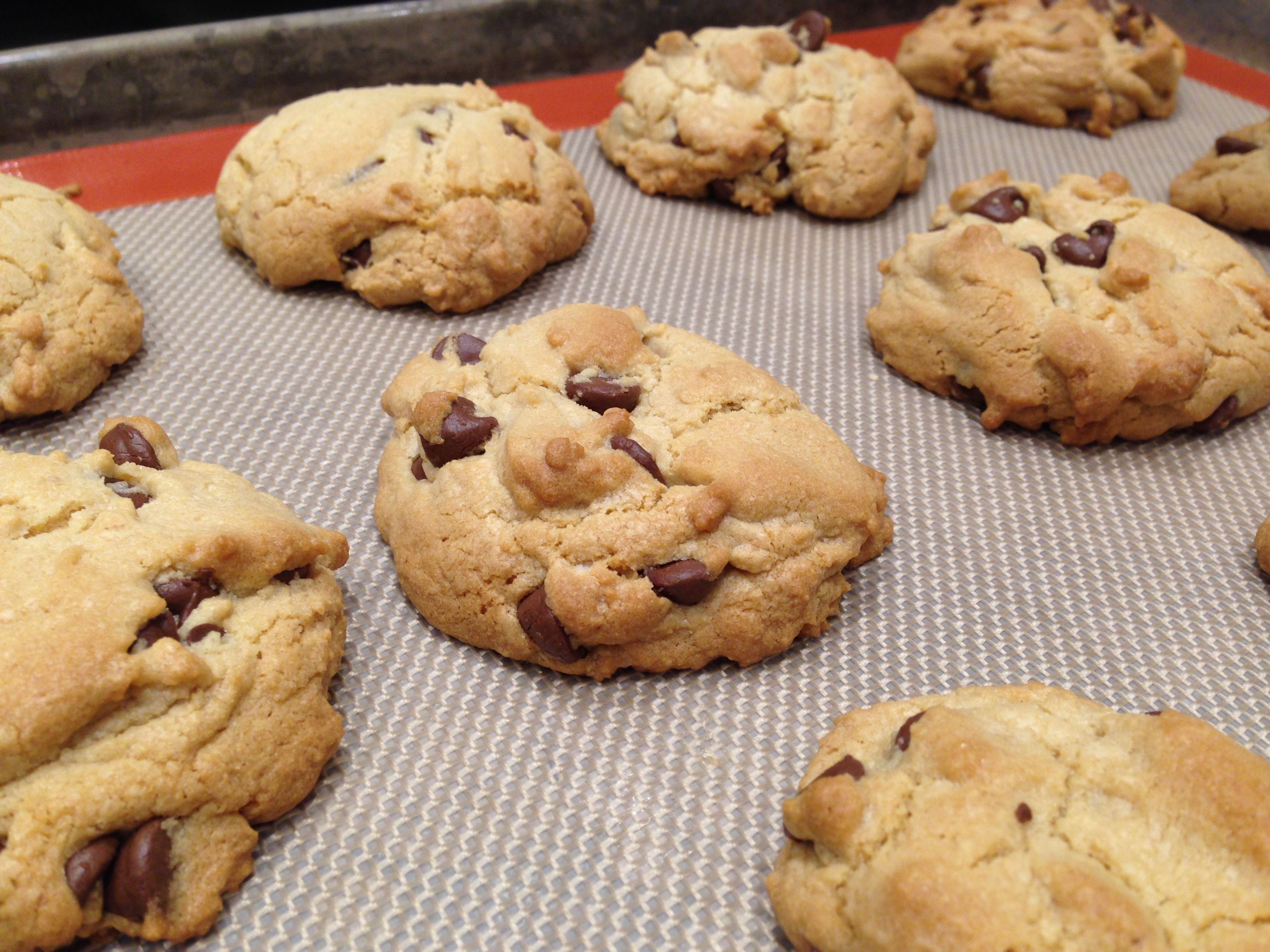 The Chocolate Chip Cookie Recipe From Sub Zero And Wolf Grabbed