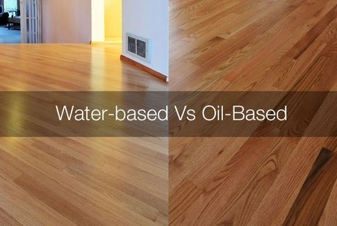What S The Difference Between Oil And Water Borne Finishes Hardwood Floor Refinishing Refinishing Hardwood Floors Refinishing Floors Water Based Wood Stain
