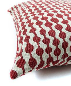 Pearl Pillow Cover Red Up Close Pillows Pillow Covers Accent Pillows