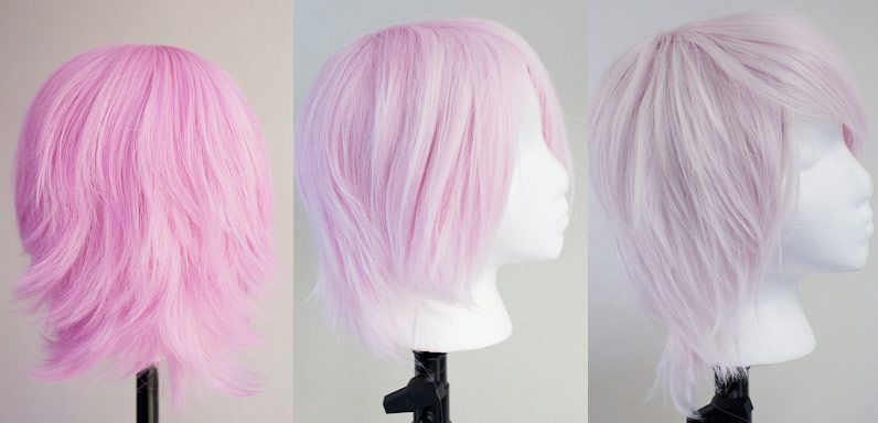Removing dye from wigs?   Cosplay wigs, Wigs, Hair hacks