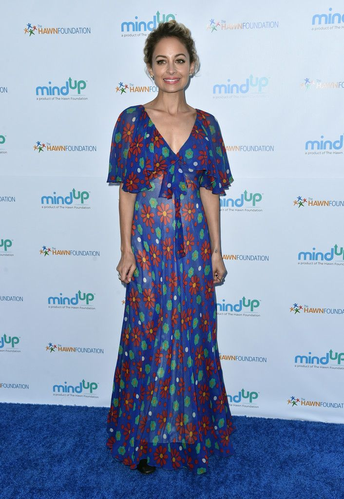 Nicole Richie Photos Photos - Designer Nicole Richie attends Goldie Hawn's Annual Goldie's Love In For Kids on May 06, 2016 in Beverly Hills, California. - Goldie Hawn Hosts Annual Goldie's Love In For Kids - Arrivals