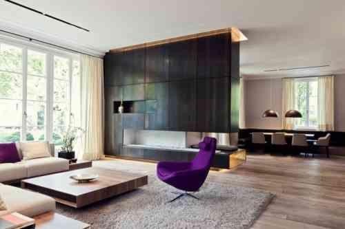 Décoration salon moderne en 35 exemples spectaculaires - decoration de salon moderne