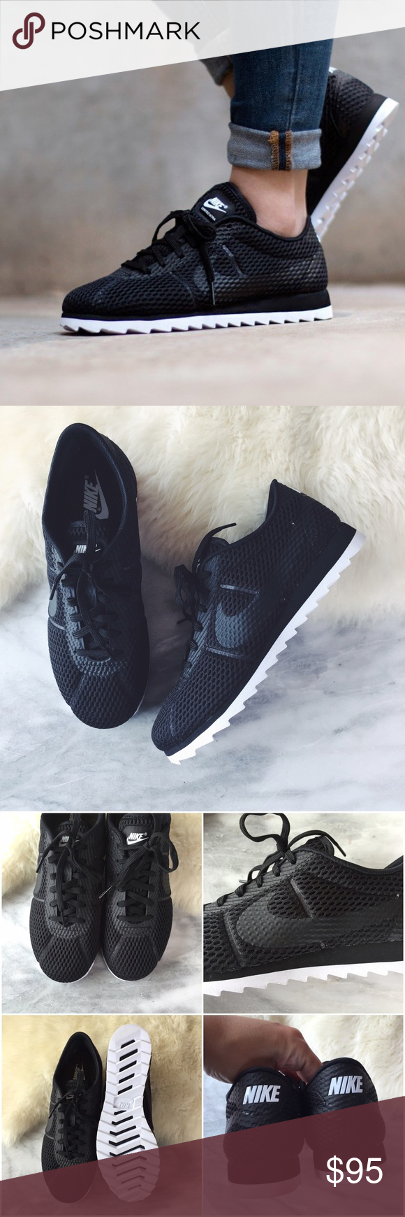 cf23807a17c Nike Cortez Ultra BR Sneakers •Engineered to keep you cool