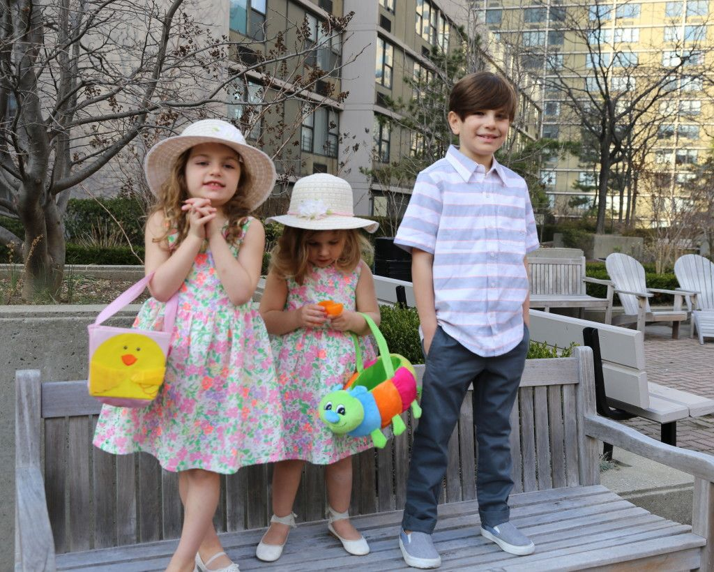 Spring Has Sprung @childrensplace #kidsfashion