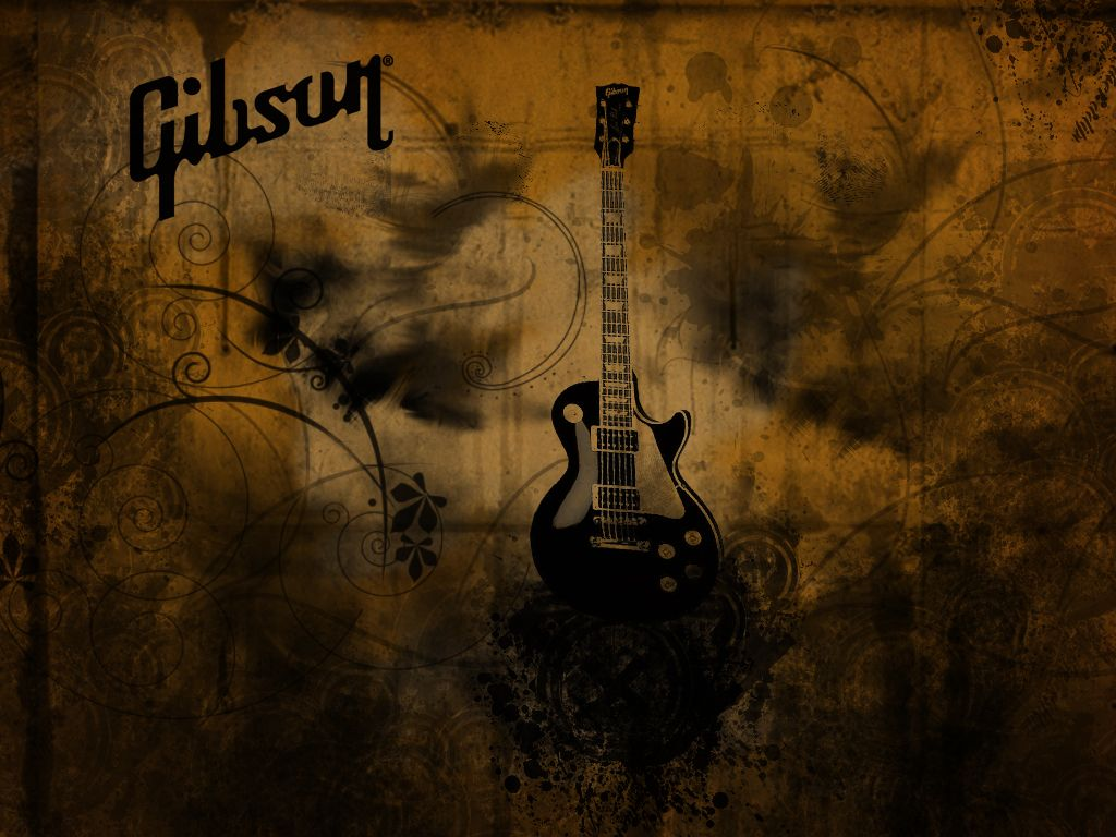 Click Here To Download In HD Format Les Paul With Bigsby Wallpaper Superwallpapersin Wallpap