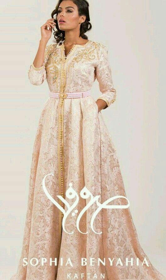 d89c4650a9867 Moroccan caftan by sophia benyahya  moroccancaftan