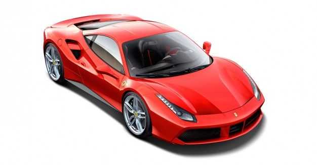 How the Ferrari 488GTB Makes the Air Its Ally – Feature – Car and Driver | Car and Driver Blog