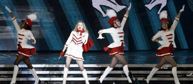 Madonna. Doble concierto en Medellín. 28 y 29 de Noviembre