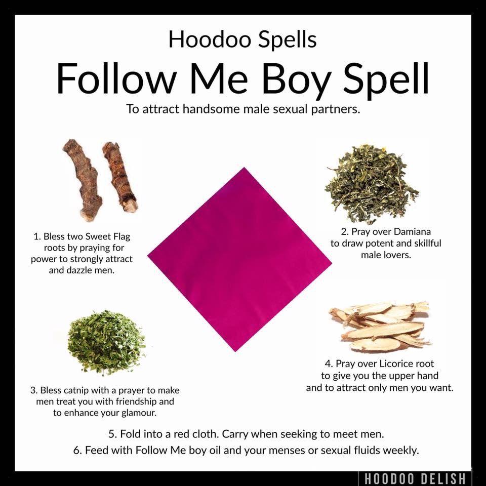Follow me boy   I Put A Spell On You!   Pinterest   Magick, Voodoo ...