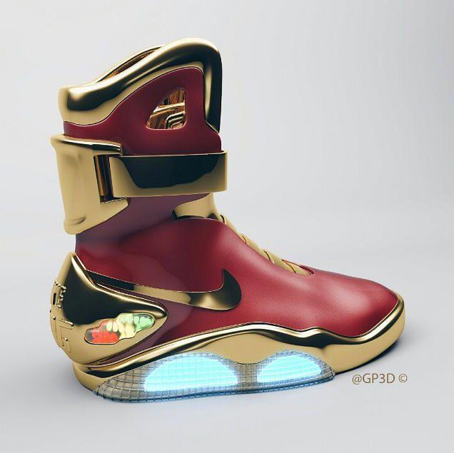 chaussure nike mag