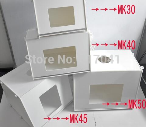 294.00$  Watch here - http://aligb6.worldwells.pw/go.php?t=2037215015 - 4pcs/lot professional Portable photo light box studio SANOTO lot MK30 + MK40 + MK45 + MK50 (total 4 pcs) 25