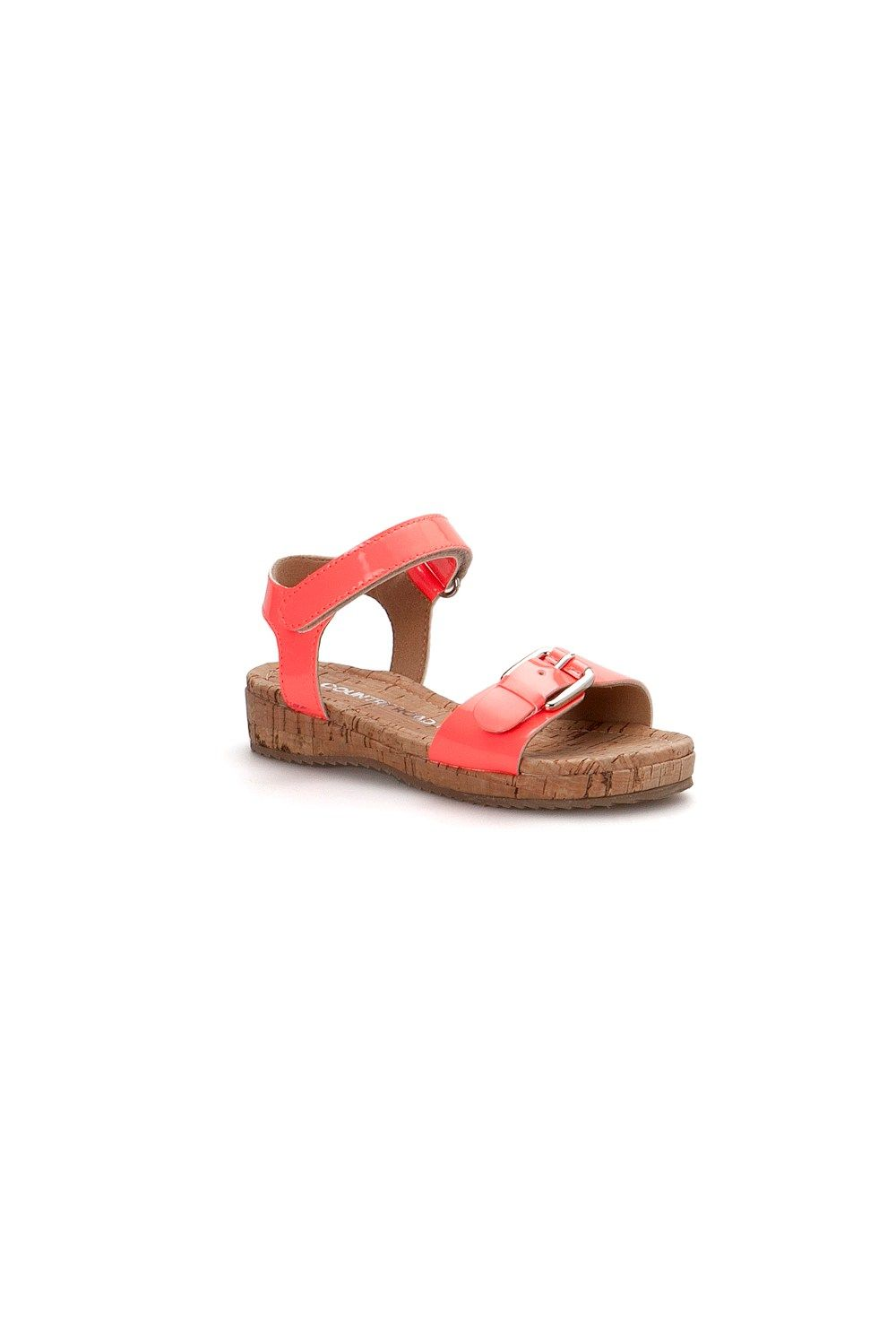 Country Road - Girl's Shoes & Footwear Online - Cork Sandal