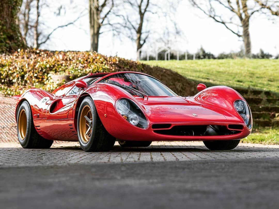 Someday Classics On Instagram Ferrari 330 P4 4 8l V12 1966