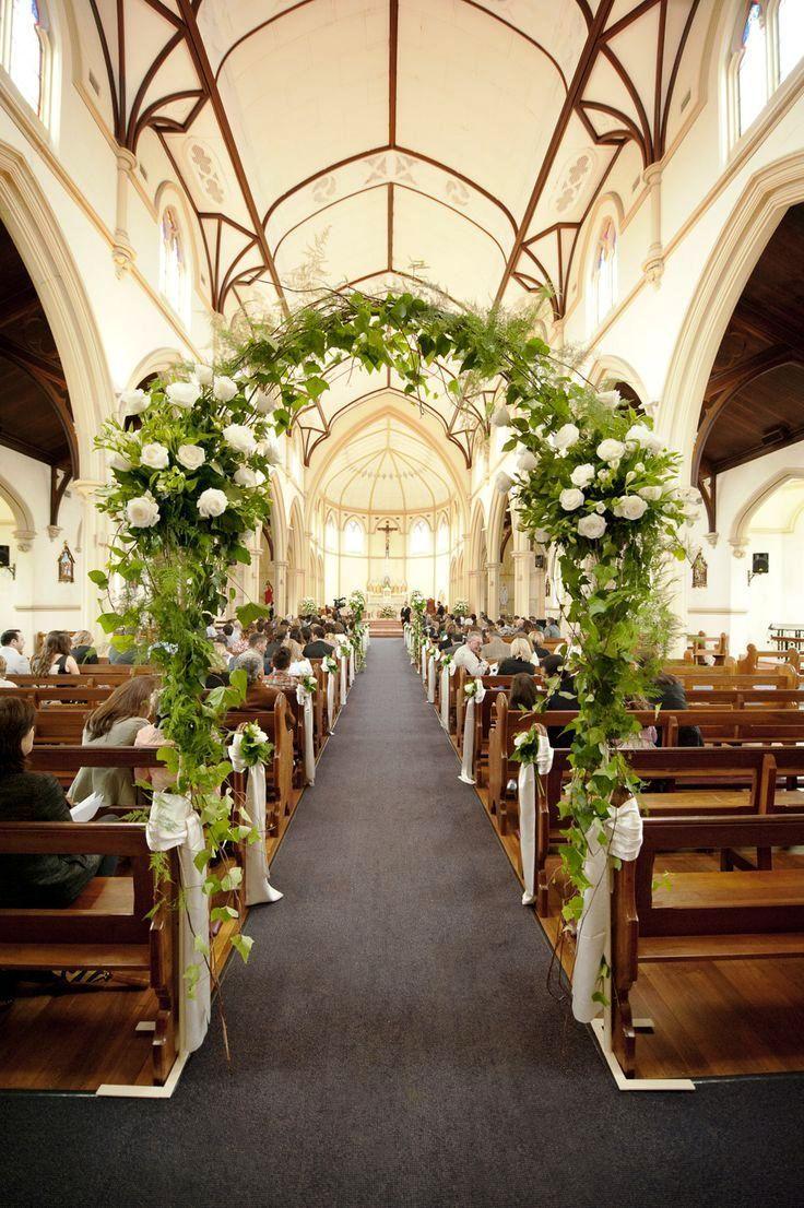 Church wedding decoration ideas 2018   Church Wedding Ideas To Make It Special  Beautiful Wedding Ideas