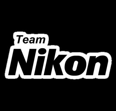 Team Nikon Sticker By Photoshirt