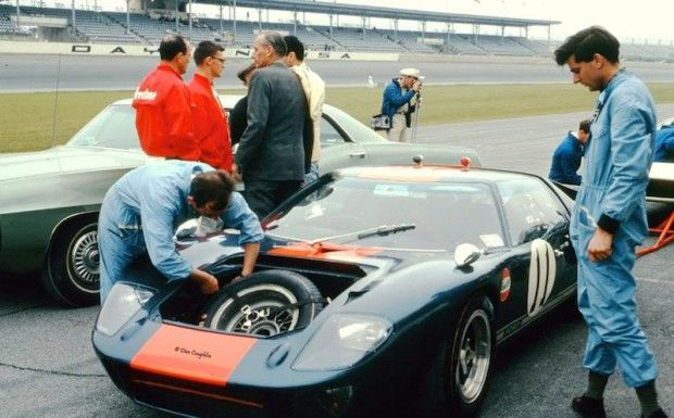 1967 24 Hours Of Daytona Race Profile History Photos 車