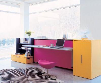 camas plegables para espacios pequeos u oficinas decorando mejor